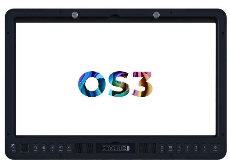【日本語】SmallHD OS3 v3.3.3 リリースノート
