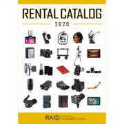 RAID Rental Catalog 2020