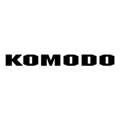 KOMODOロゴ